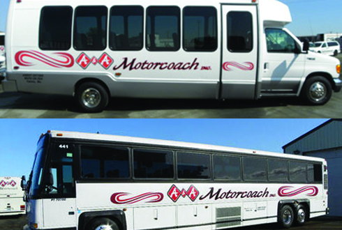 A and A Motorcoach