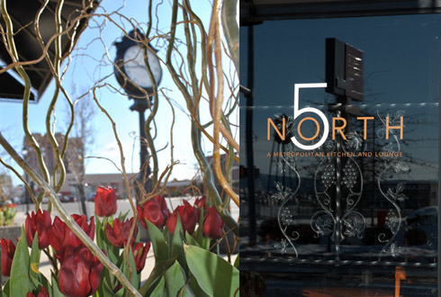 Red Door Bistro at 5 North