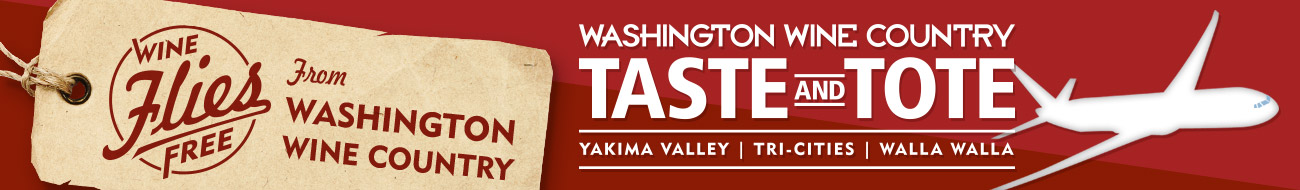 Taste and Tote in Washington Wine Country